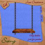 CU Rustic Swing - Freebie by justiej