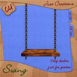 CU Rustic Swing - Freebie by justiej