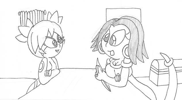 Lanita and Tuki