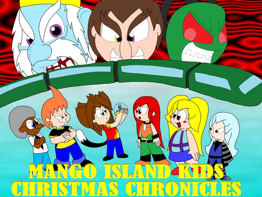 The Christmas Chronicles Poster.Christmas Chronicles Dx Poster By Tman5636 On Deviantart