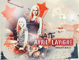 blend 030 Avril Lavigne by LadyAmme
