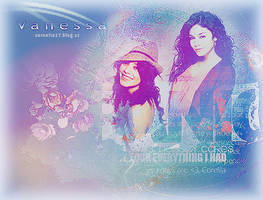 032 Vanessa Hudgens by LadyAmme
