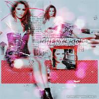 blend 034 Cheryl Cole by LadyAmme
