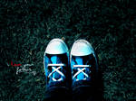 Converse by LadyAmme