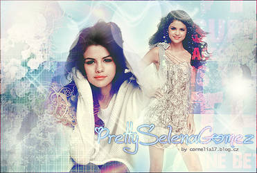 blend 047 Selena Gomez by LadyAmme