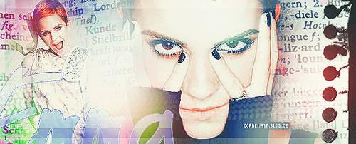 signature Emma Watson by LadyAmme
