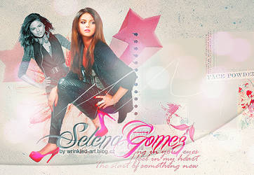 blend Selena Gomez 020 by LadyAmme
