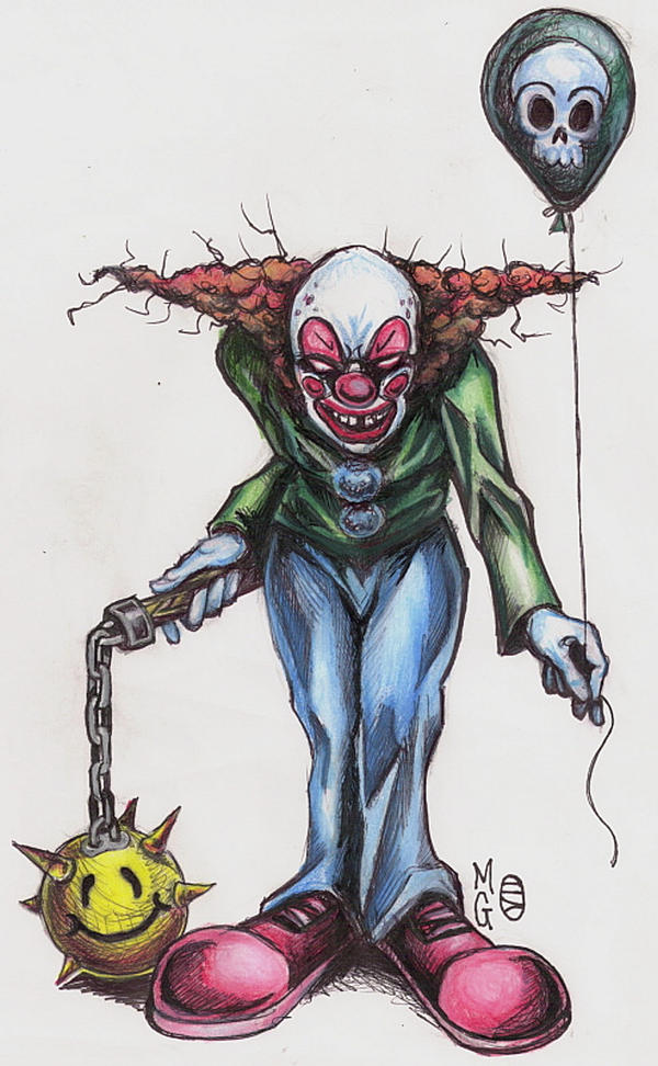 Image Result For Clown Pictures Coloring