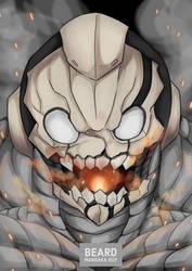 [Fan-art] Kroth by beard-mangaka-guy