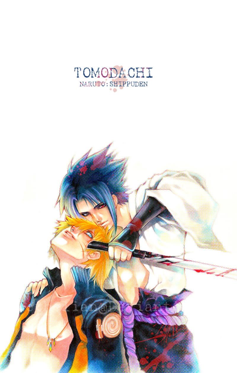 Sasunaru_Tomodachi by Ecthelian