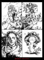 Mutants by Ecthelian