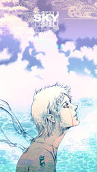 Sky by Ecthelian