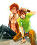 Aiden and Cain