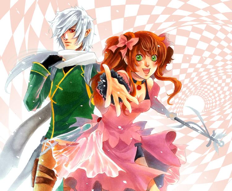 Fantasia by Ecthelian