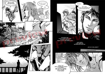 SWEET AND BITTER PAGES PREVIEW by Ecthelian