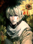 APH_Bloody Sunflowers