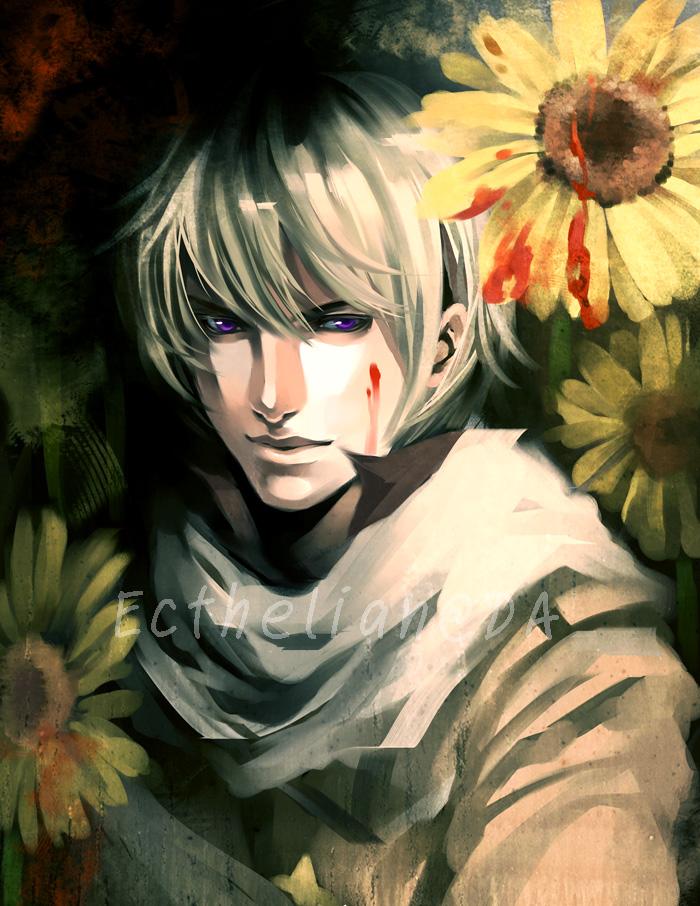 Привет! APH_Bloody_Sunflowers_by_Ecthelian