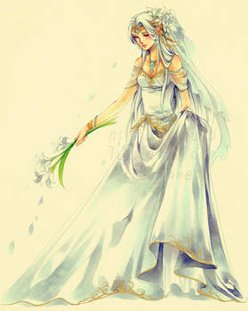 Seremela the Bride