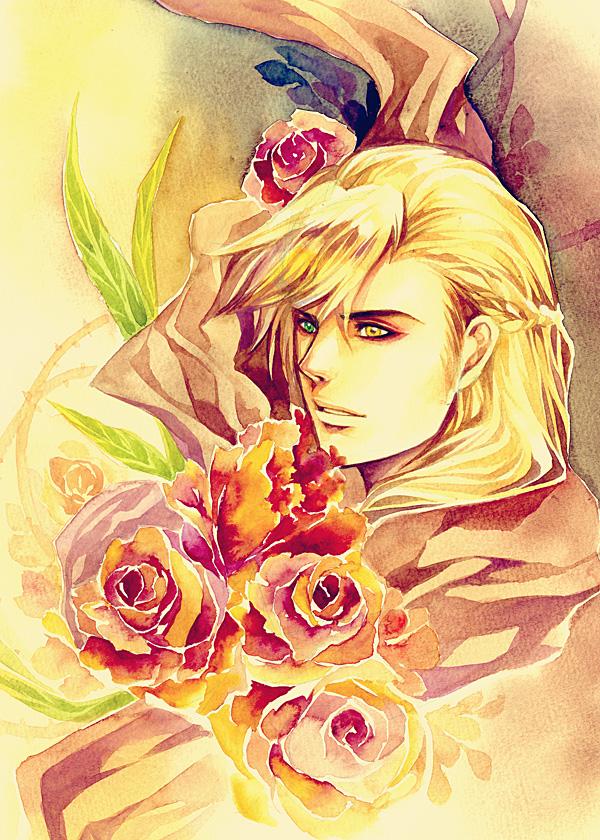 Bloom II by Ecthelian