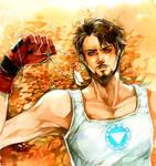 Echo :: Tony Stark by Ecthelian