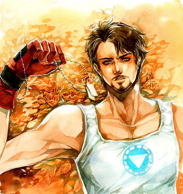 Echo :: Tony Stark