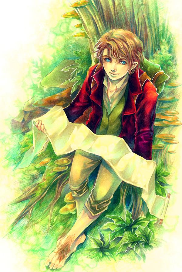 Bilbo Baggins by Ecthelian
