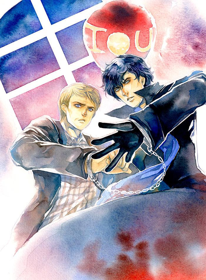 Sherlock : Fate by Ecthelian