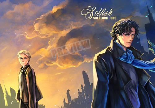 Sherlock Cover Pre