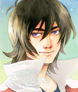 COMMISH : KEITH_VOLTRON