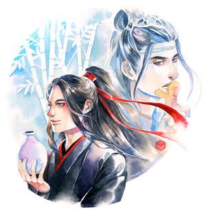 The Untamed : WangXian