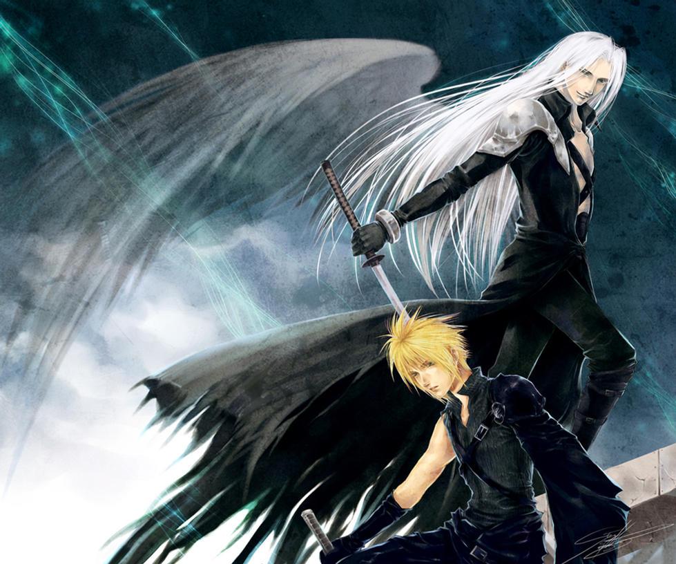 FFAC_One Winged Angel by Ecthelian