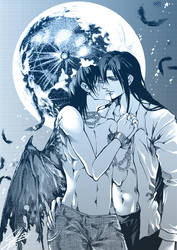 RL Commission_Poisonous Kiss by Ecthelian