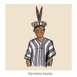 Kametsa asaike - Good Living