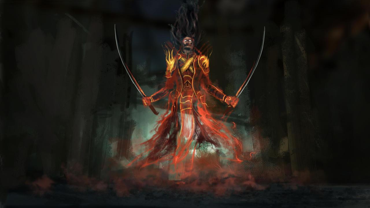 how to get fiery dragon sword gw2