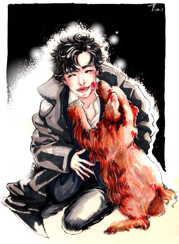 Redbeard by WuLiao-Yuzi