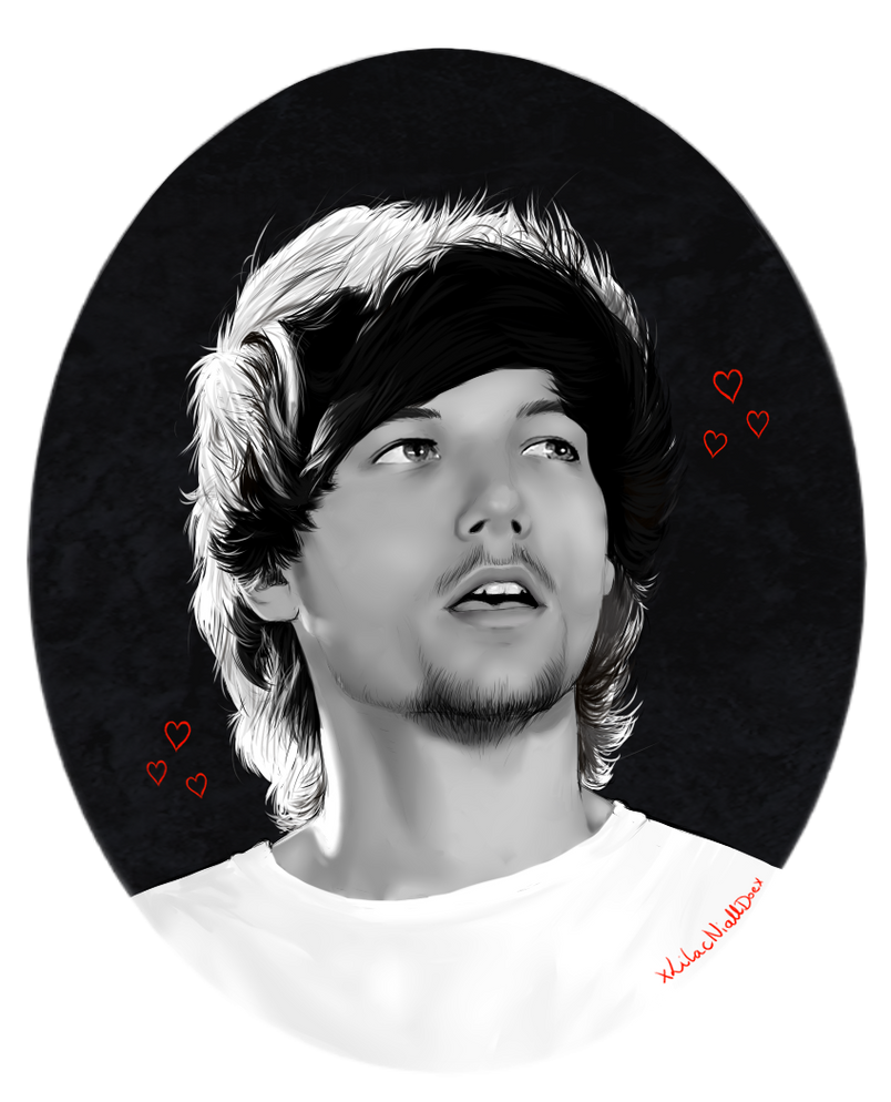 Louis by xNiallersPotatox