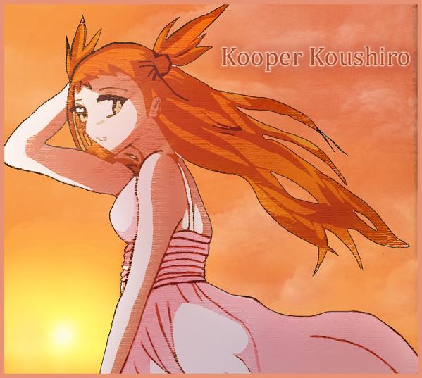 KoouperKoushiro FanArt (jasmin) by TGRsam