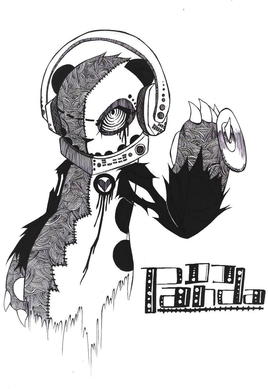 Dj panda by zungie on deviantart dj panda by zungie dj panda by zungie ccuart Image collections