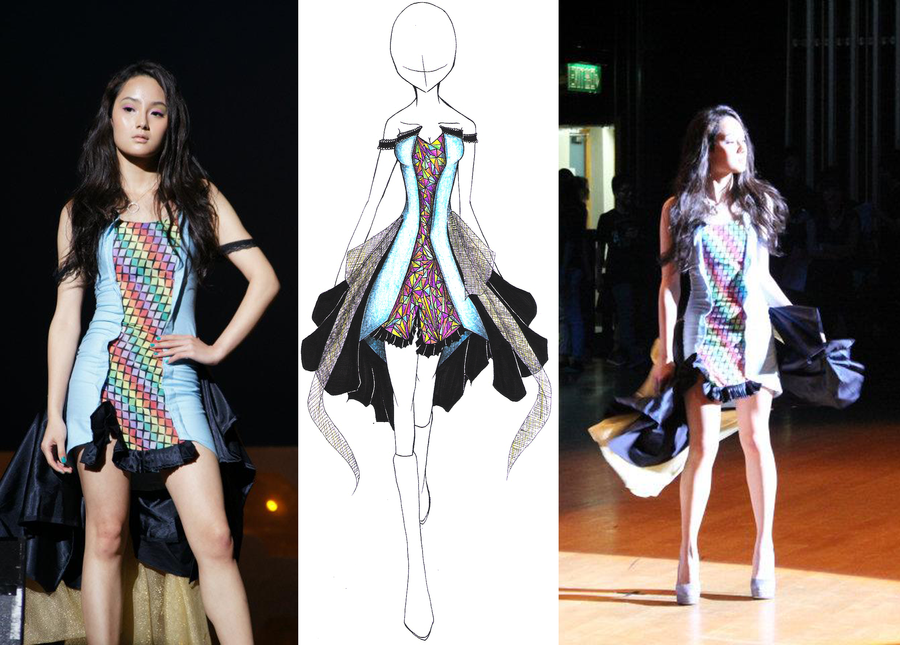 Spectrum Fashion Design By Zungie On Deviantart