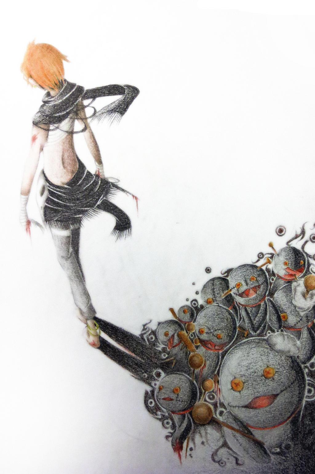[Otherworlde Contest] by Zungie