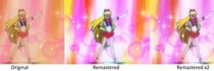 Remastering Requests #14: Sailor Venus Debut