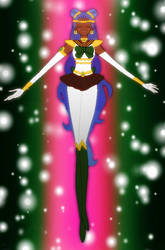 Sailor Pluto the 2nd (Drawn Version)