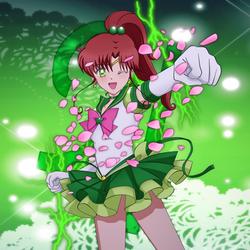Eternal Sailor Jupiter (Enhanced)