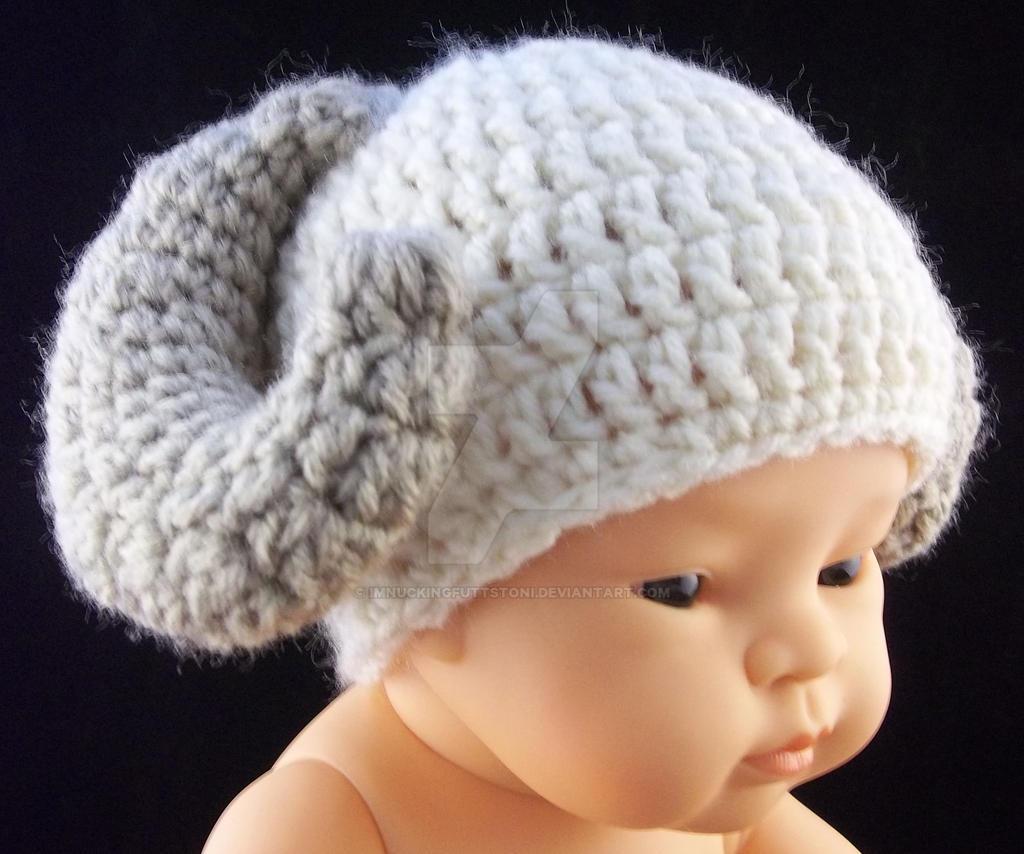 f14bb1012d3 Crochet Baby Ram Beanie by ImNuckingFuttsToni Crochet Baby Ram Beanie by  ImNuckingFuttsToni