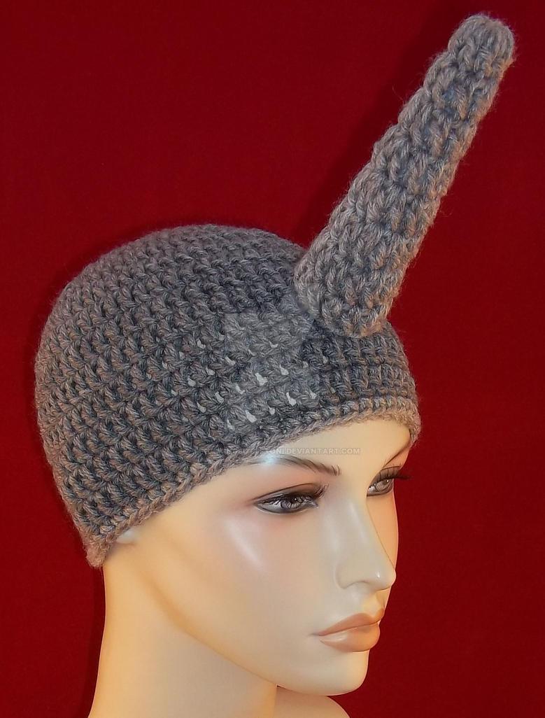 9f66cad5cec ... ImNuckingFuttsToni on DeviantArt. Crochet Baby Ram Beanie. Crochet  Beanie Narwhal Horn (Alternate Colors 1) by