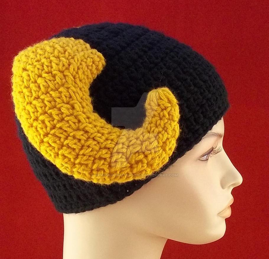 0de5e14b34f Crochet Beanie Ram Horns (Alternate 1) by ImNuckingFuttsToni on ...