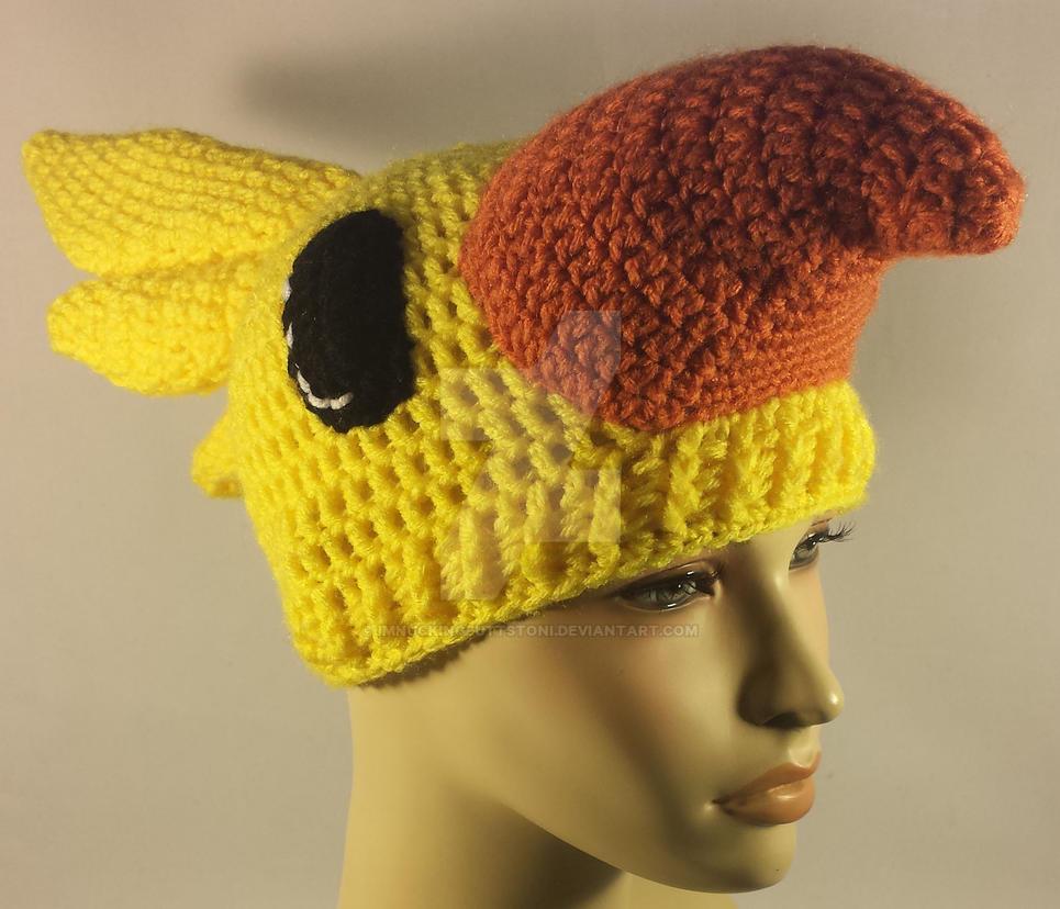 43cdf4aad89 Crochet Chocobo Beanie by ImNuckingFuttsToni on DeviantArt