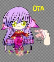 [CS]BellsoRinger Adopt: OTA+ CLOSED by KikiKreation