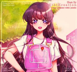    FanArt    Sailor Mars REDRAW!