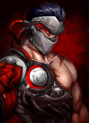 Blackwatch Genji by coolcater96